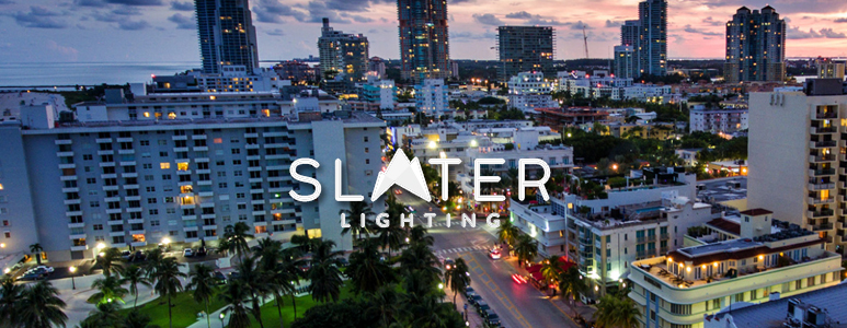 ASD Lighting is excited to welcome on board Slater Lighting, our new manufacturers' rep in Southern Florida!