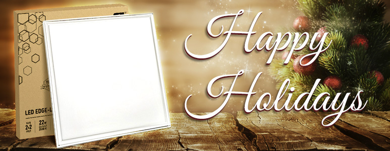 Time for a Holiday Surprise – Avail the Special Promo Prices on ASD LED PANELS